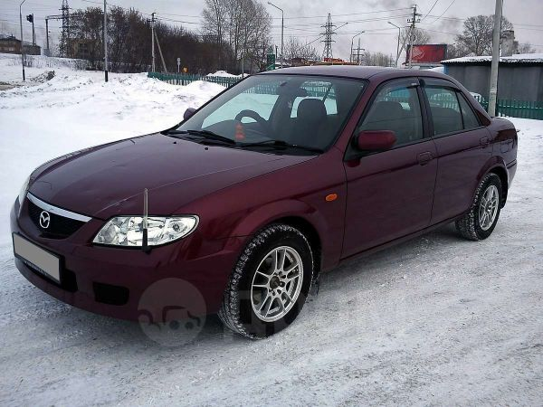 Mazda Familia, 2003 год, 265 000 руб.