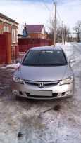 Honda Civic, 2008 год, 545 000 руб.