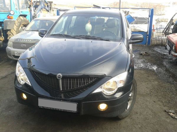 SsangYong Actyon Sports, 2011 год, 750 000 руб.