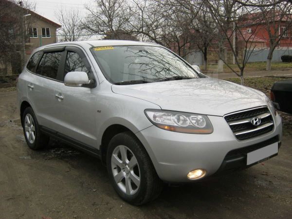 Hyundai Santa Fe, 2008 год, 850 000 руб.