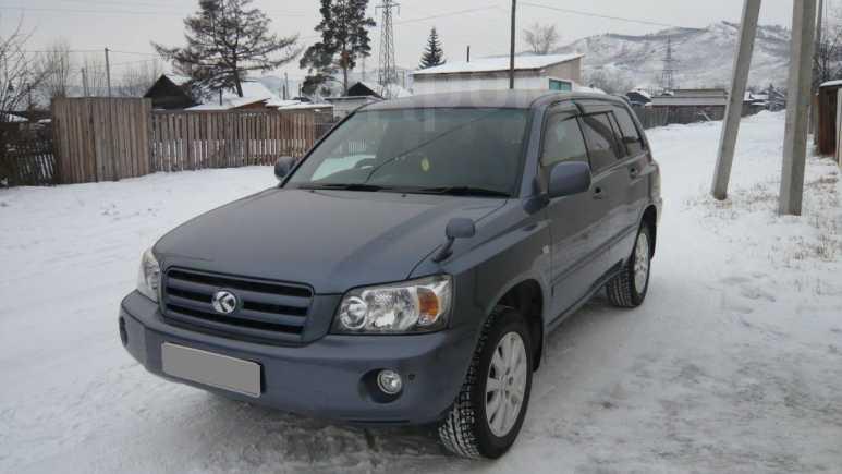 Toyota Kluger V, 2004 год, 750 000 руб.