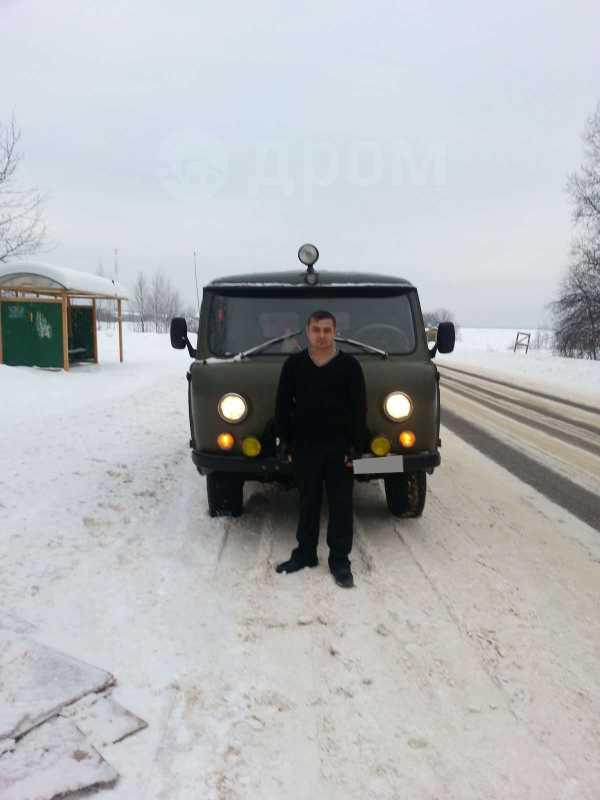 УАЗ Буханка, 1989 год, 180 000 руб.