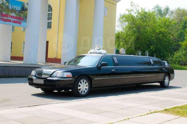 Lincoln Town Car, 2004 год, 1 100 000 руб.
