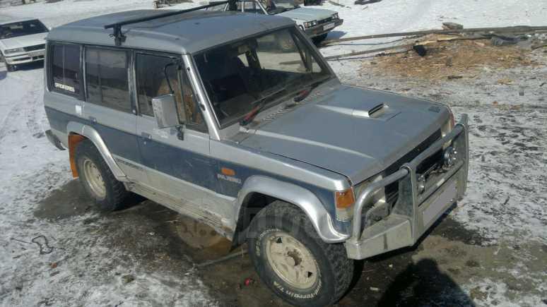 Mitsubishi Pajero, 1990 год, 85 000 руб.