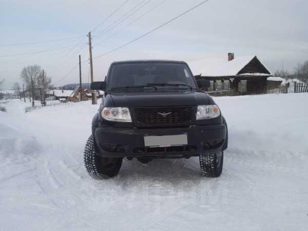 УАЗ Патриот, 2012 год, 460 000 руб.