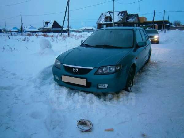 Mazda 323F, 2002 год, 207 000 руб.