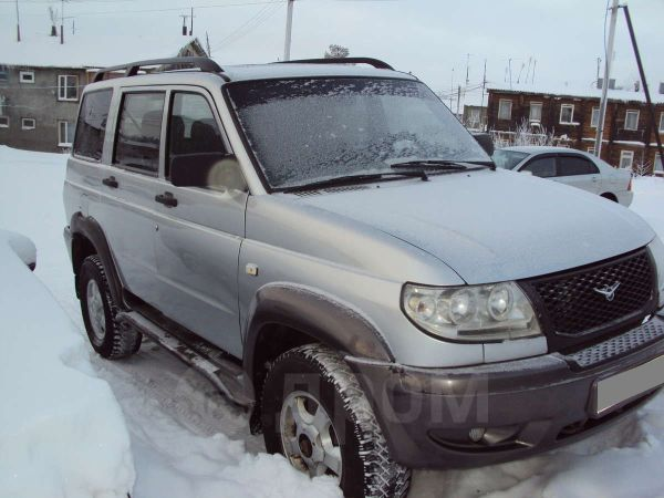 УАЗ Патриот, 2006 год, 280 000 руб.