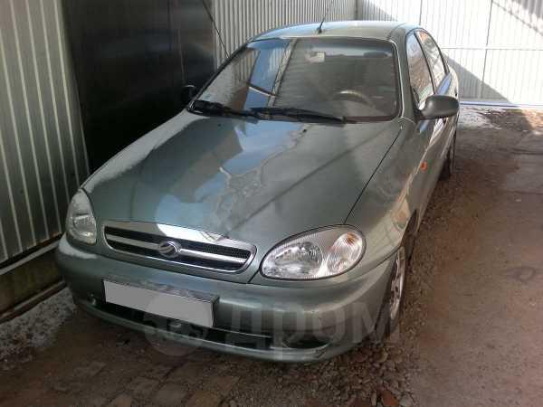 Chevrolet Lanos, 2007 год, 158 000 руб.