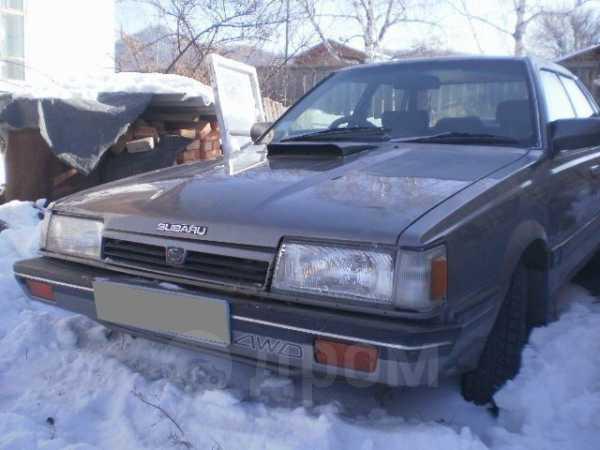 Subaru Leone, 1988 год, 51 000 руб.