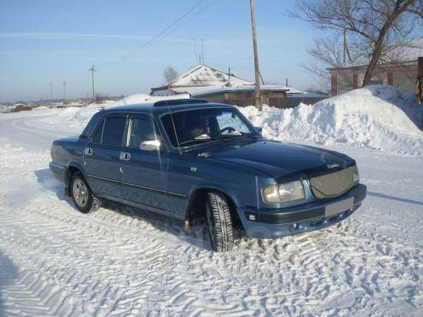 ГАЗ Волга, 2002 год, 139 999 руб.