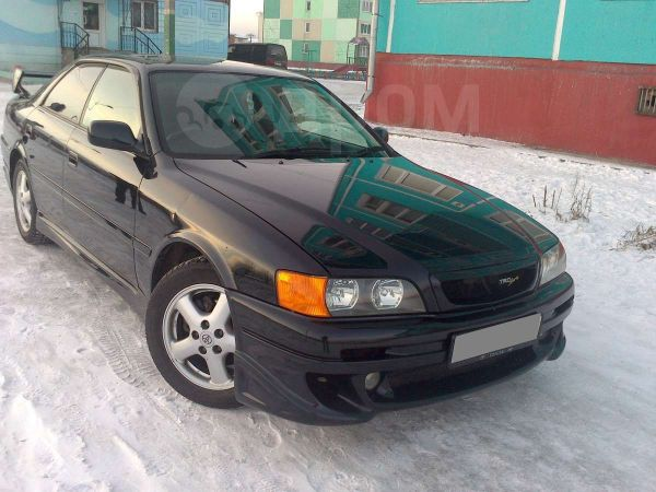 Toyota Chaser, 2000 год, 420 000 руб.