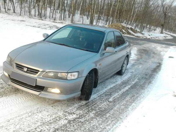 Honda Accord, 1999 год, 335 000 руб.