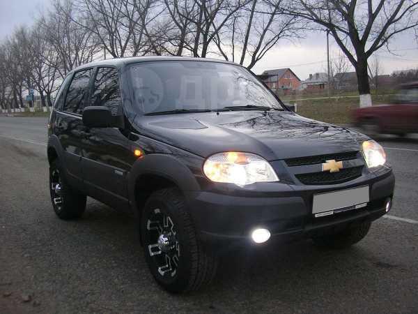 Chevrolet Niva, 2011 год, 430 000 руб.