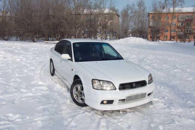 Subaru Legacy B4, 1999 год, 300 000 руб.