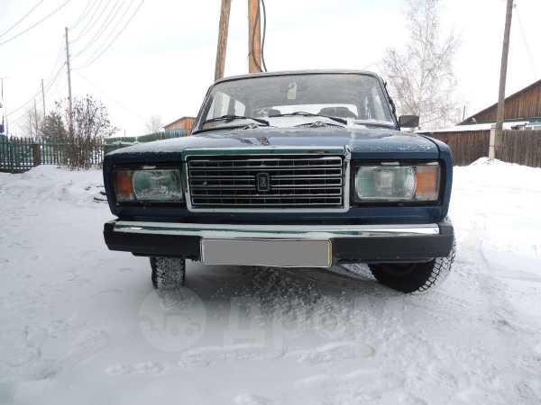 Лада 2107, 2005 год, 123 000 руб.