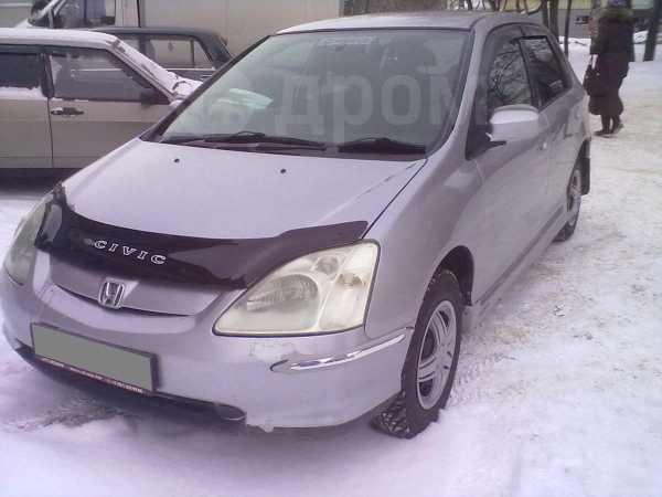 Honda Civic, 2002 год, 320 000 руб.