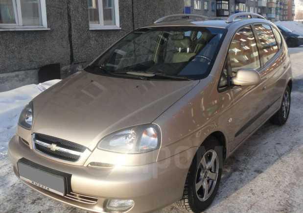 Chevrolet Rezzo, 2007 год, 400 000 руб.