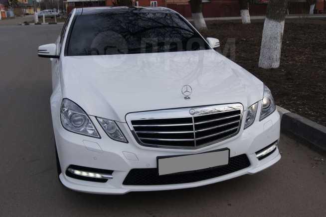 Mercedes-Benz E-Class, 2012 год, 1 650 000 руб.