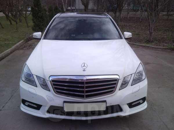 Mercedes-Benz E-Class, 2009 год, 1 900 000 руб.