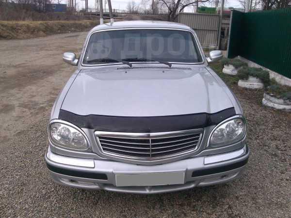 ГАЗ 31105 Волга, 2005 год, 130 000 руб.