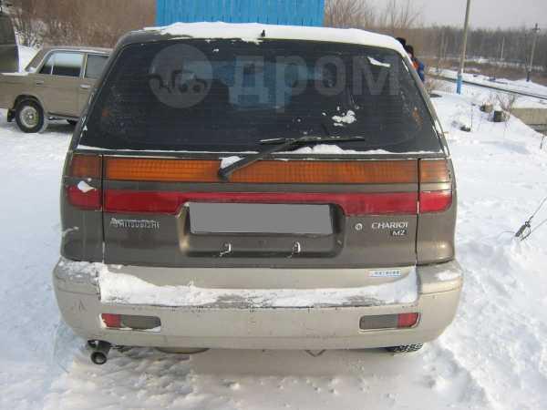 Mitsubishi Chariot, 1991 год, 50 000 руб.