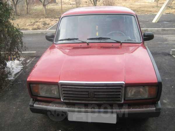 Лада 2107, 1983 год, 60 000 руб.