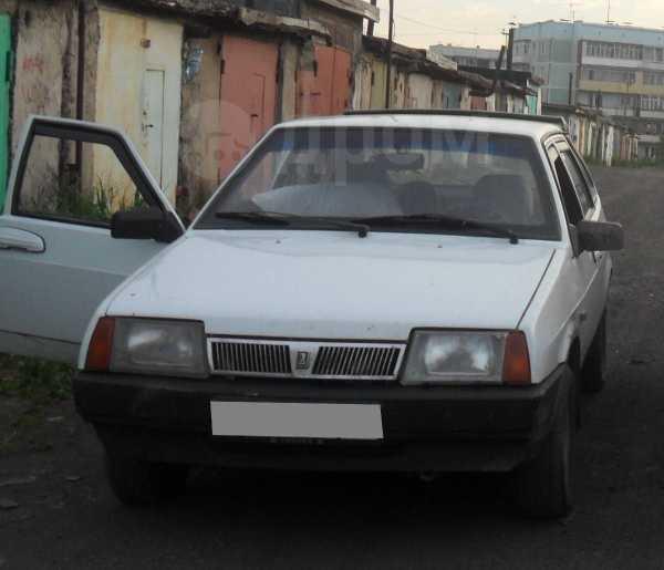 Лада 2109, 1998 год, 50 000 руб.