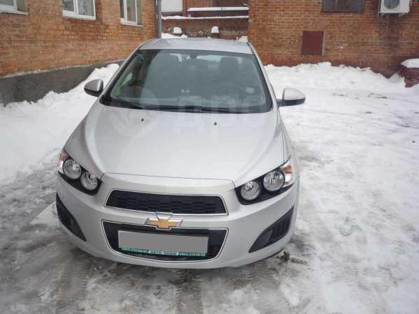 Chevrolet Aveo, 2012 год, 475 000 руб.