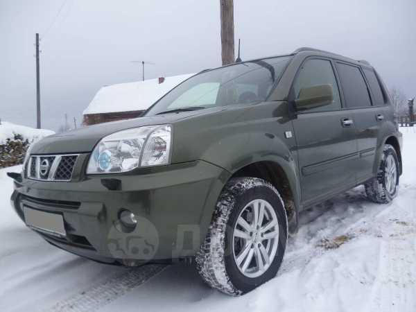 Nissan X-Trail, 2004 год, 630 000 руб.