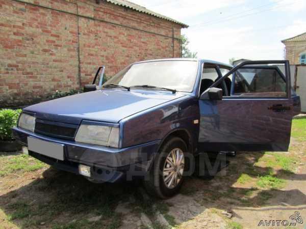 Лада 21099, 1997 год, 107 000 руб.