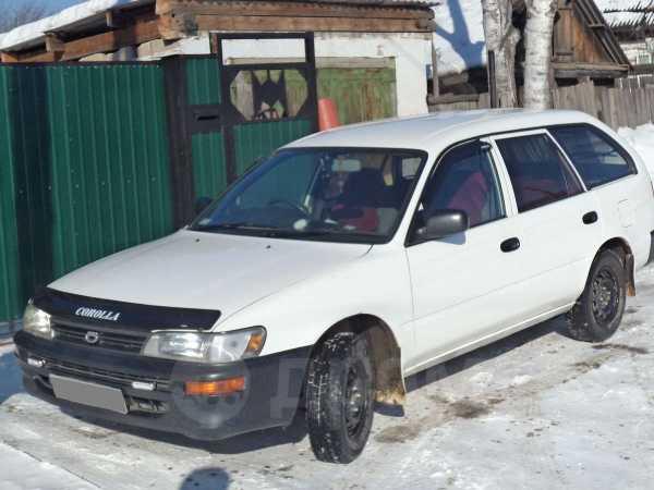 Toyota Corolla, 2002 год, 160 000 руб.