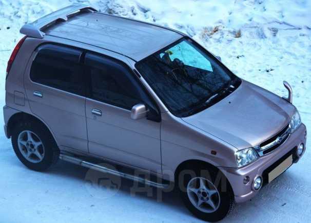 Daihatsu Terios Kid, 2003 год, 280 000 руб.