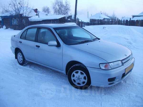 Nissan Pulsar, 1995 год, 135 000 руб.