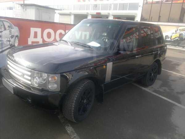 Land Rover Range Rover, 2005 год, 790 000 руб.