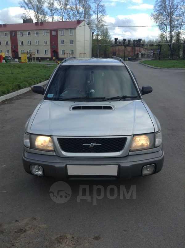 Subaru Forester, 1997 год, 210 000 руб.
