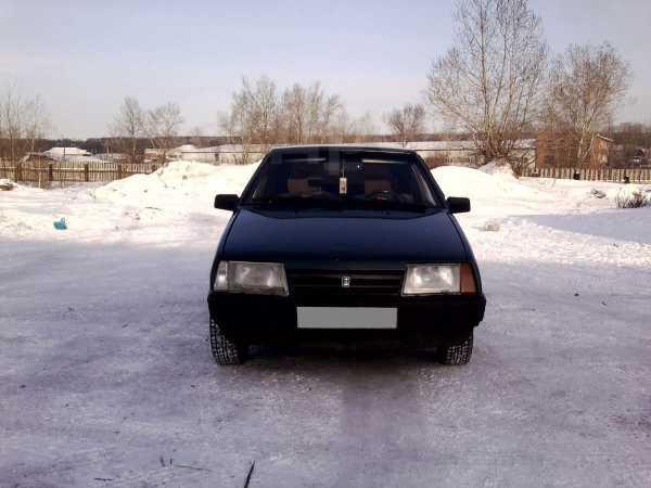 Лада 2109, 1994 год, 85 000 руб.