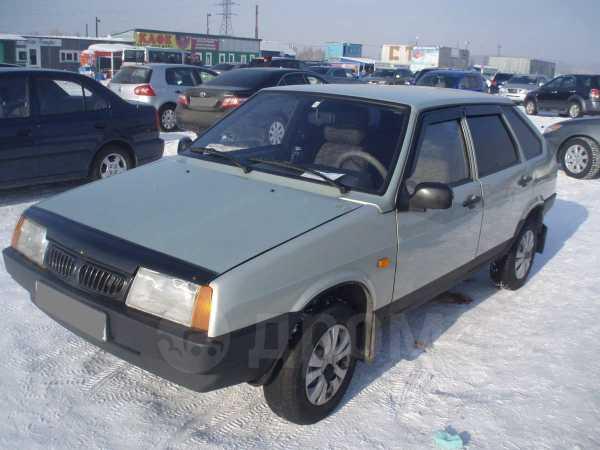Лада 2109, 2002 год, 115 000 руб.