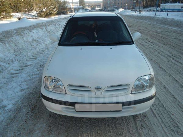 Nissan March, 2000 год, 136 000 руб.