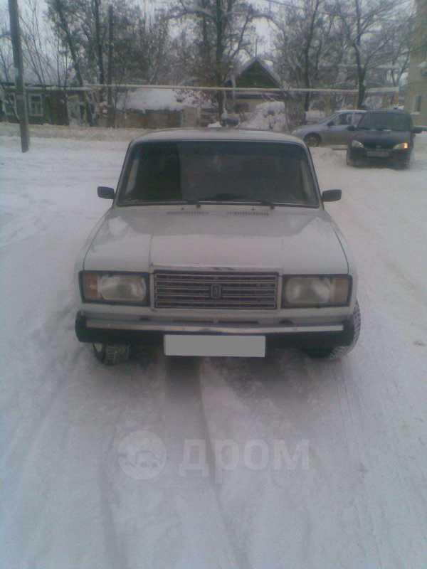 Лада 2107, 2002 год, 100 000 руб.