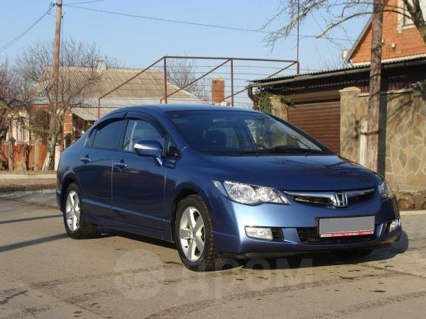 Honda Civic, 2008 год, 520 000 руб.