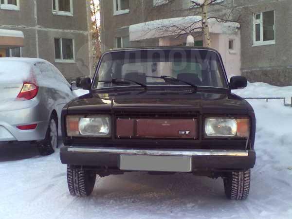 Лада 2107, 1998 год, 80 000 руб.