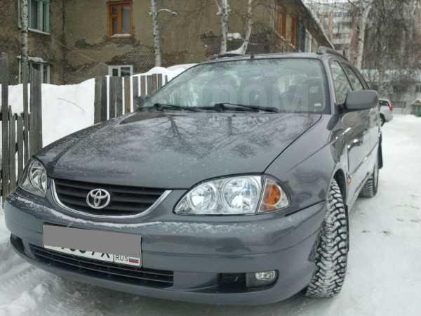 Toyota Avensis, 2002 год, 360 000 руб.