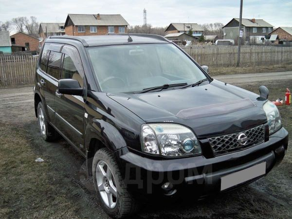 Nissan X-Trail, 2004 год, 490 000 руб.