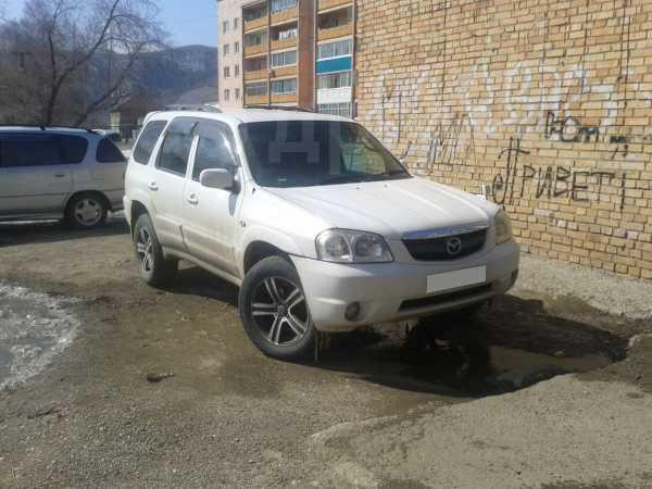 Mazda Tribute, 2001 год, 1 000 000 руб.