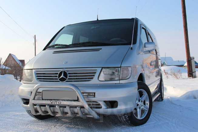 Mercedes-Benz Vito, 2002 год, 580 000 руб.