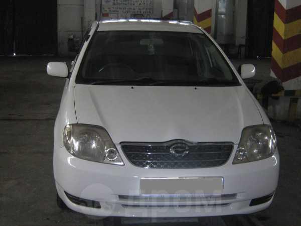 Toyota Corolla Fielder, 2001 год, 328 000 руб.