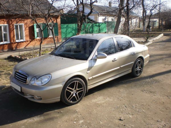 Hyundai Sonata, 2005 год, 365 000 руб.