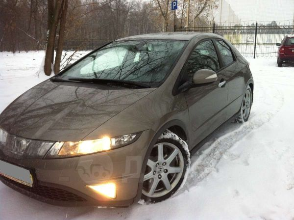 Honda Civic, 2007 год, 569 000 руб.