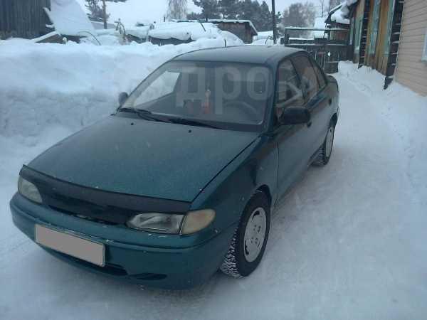 Hyundai Accent, 1996 год, 153 000 руб.