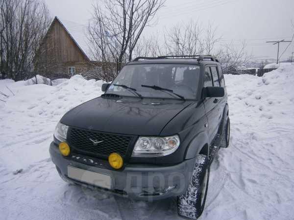 УАЗ Патриот, 2006 год, 400 000 руб.